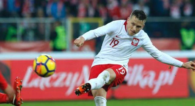 Polonia-Cile 2-2: gol per Zielinski, buona prova anche per Milik