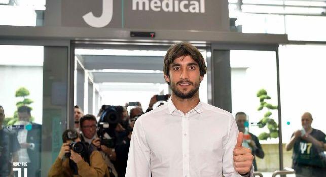 Burdisso snobba il Napoli: Perin ha fatto bene a scegliere la Juventus, man mano troverà sempre più spazio