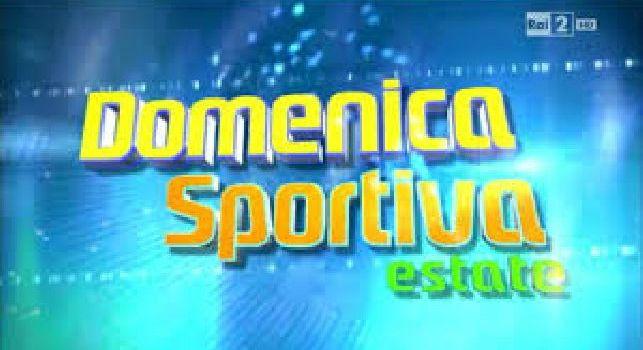 Questa sera torna Ciro Venerato a La Domenica Sportiva Estate: focus sul mercato partenopeo alle 23.30