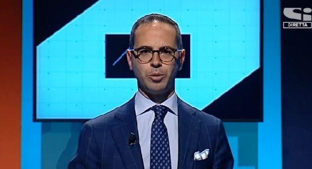 Criscitiello: Perin-Juve, scelta che stona: al Napoli sarebbe stato diverso per due motivi