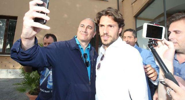 Simone Verdi, nuovo attaccante del Napoli