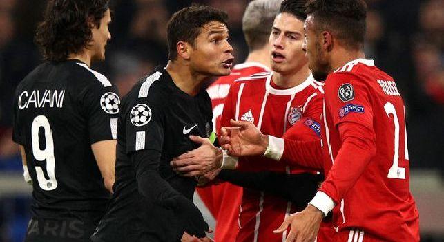 Dalla Francia - Thiago Silva in rottura col PSG, il Milan prepara l'offerta: ci pensano anche Napoli e Juve!