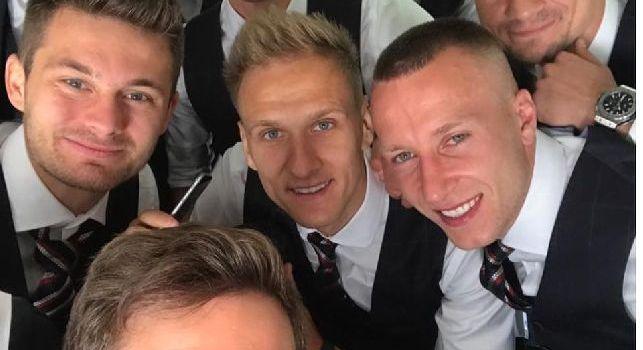Milik e Zielinski pronti al Mondiale con la Polonia, gli azzurri in viaggio per la Russia
