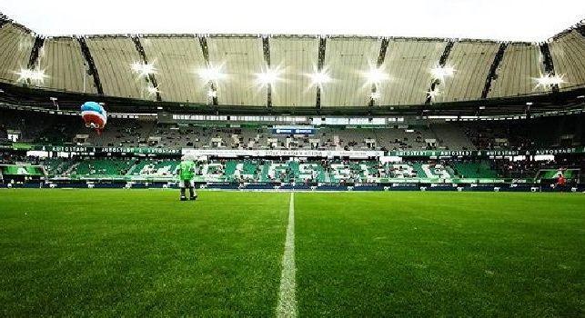 Amichevoli estive SSC Napoli: possibile sfida con il Wolfsburg l'11 agosto