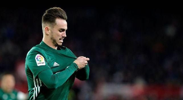 Gazzetta: Il Napoli torna alla carica per Fabian Ruiz: 7 milioni dividono al momento le parti, c'è anche il Real Madrid