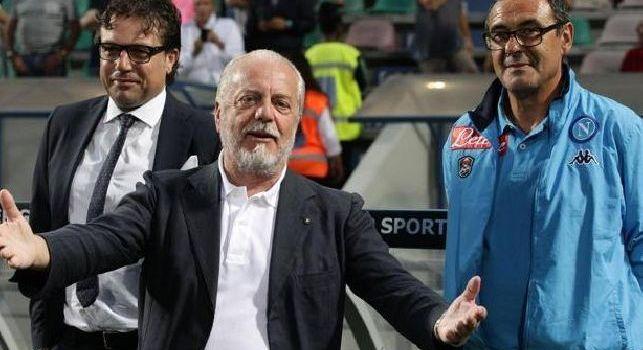 Repubblica - Sarri-ADL, contatti interrotti dalla fine del campionato: nessuna offerta concreta del Chelsea