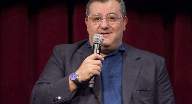 Mino Raiola, agente di Lorenzo Insigne