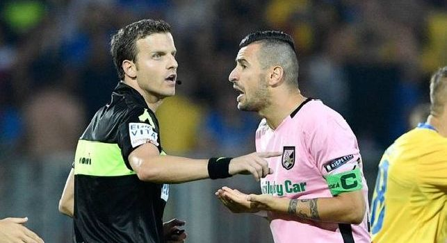 Frosinone in Serie A, il Palermo fa ricorso! Clamorosa accusa: Ecco le prove che incastrano l'arbitro [FOTO]
