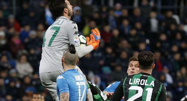 Tuttosport: Meret-Napoli si chiuderà con l'inserimento di Karnezis nell'affare. Retroscena Consigli per gli azzurri