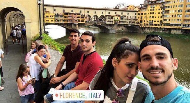 CN24 - Fabiàn Ruiz lascia l'Italia, week end in Francia prima della firma col Napoli: i dettagli