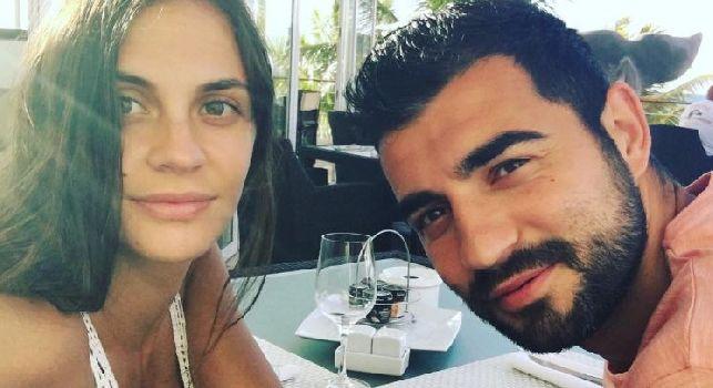 Addio Albiol, Il Mattino - La moglie decisiva per accettare l'offerta del Villarreal