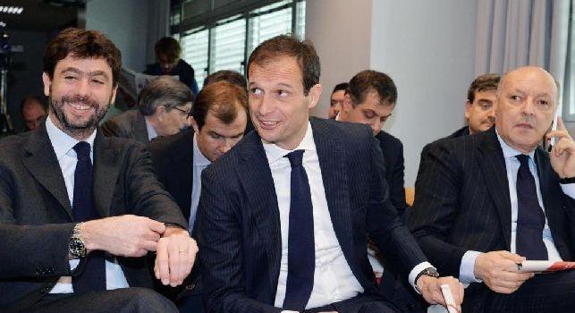 Serie A - Juventus, Milan ed Inter dicono 'no' all'inizio del campionato per il 24 agosto. Vogliono anticiparlo di una settimana