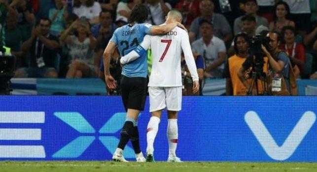 Uruguay-Francia, le formazioni ufficiali: Cavani non ce la fa, c'è Stuani dal 1'