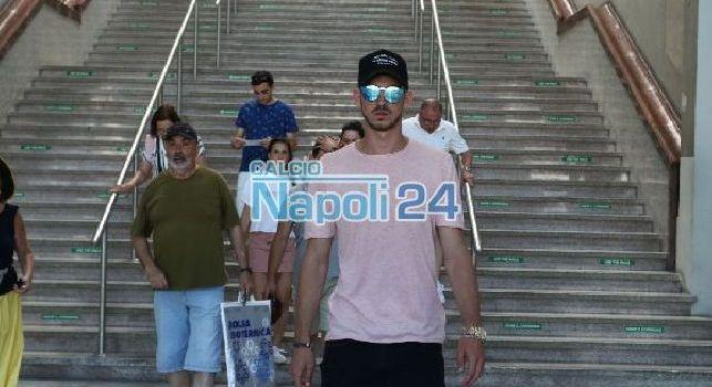 Fabian Ruiz di ritorno dalle vacanze: le visite mediche con il Napoli si avvicinano [FOTO]