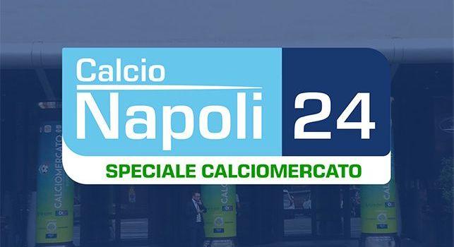 Segui CN24 Speciale Calciomercato dalle 21.15 sul 296 del digitale o in streaming, news ed approfondimenti sulle mosse del Napoli!
