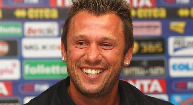 Cassano: La Juve è la favorita allo scudetto, senza alibi! Il Napoli concede sempre qualcosa
