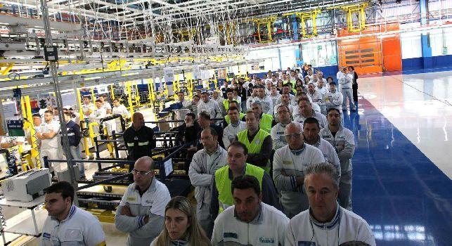 Corriere del Mezzogiorno - Continua lo sciopero contro l'arrivo di Ronaldo: 'Siamo indignati'
