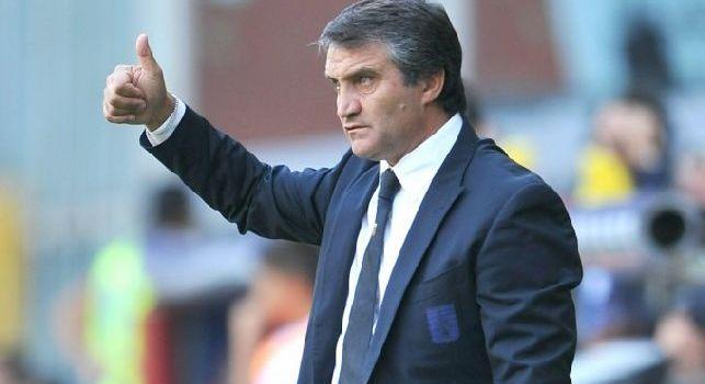 De Canio: La garanzia del Napoli è Ancelotti, ha un'intelligenza straordinaria
