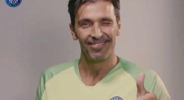 CorSport - Buffon, solo panchina contro il Napoli in Champions: ci sarà Areola