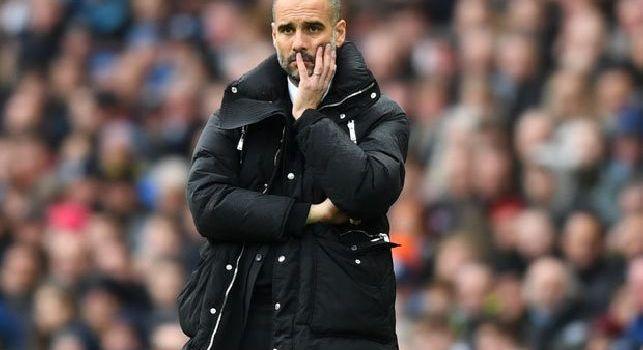 Man City, Guardiola e la possibile esclusione dalla Champions: Spero si faccia presto chiarezza