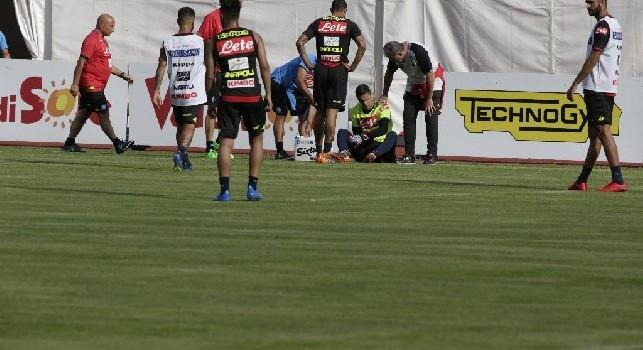 RILEGGI DIRETTA - Dimaro, giorno 2: allenamento pomeridiano concluso, Verdi ed Hamsik firmano autografi! Applausi per Fabian Ruiz