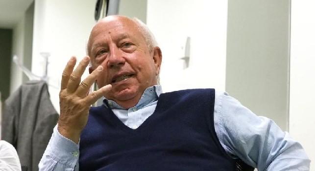 Ottavio Bianchi: Al Napoli vige una mentalità provinciale, la crisi azzurra ha ancora radici profonde