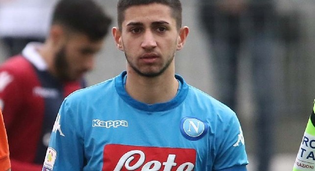 Otranto saluta il Napoli: Un onore aver indossato questa maglia, il centrocampista firma con la Viterbese