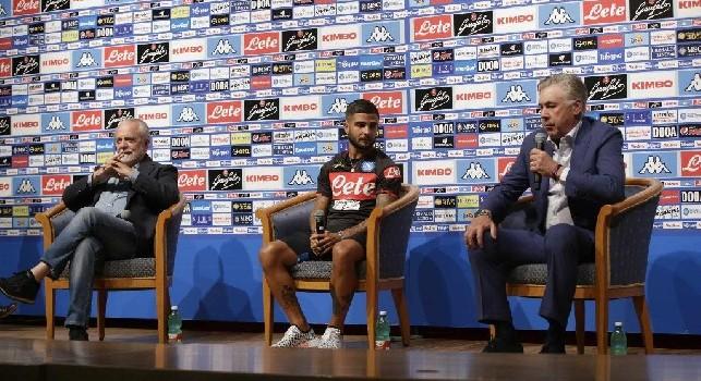 De Laurentiis: Cavani se vuole può ridursi lo stipendio, ci hanno scippato il campionato! In passato abbiamo fatto il gioco di Higuain. Top player? Offendete quelli che abbiamo