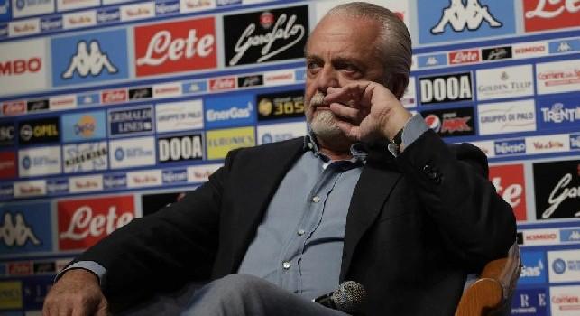 De Laurentiis: Allegri innamorato di Hamsik, sia al Milan che alla Juve! Mai pensato che andasse in Cina