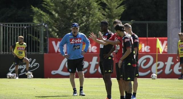 Ancelotti-Napoli, spunta una confidenza del mister allo staff: riguarda anche Sarri