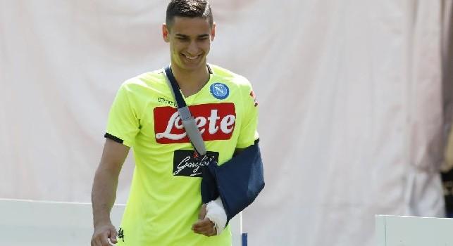 Alex Meret, portiere SSC Napoli