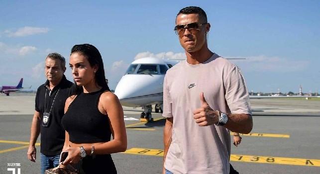 Ronaldo: Voglio rendere felici i tifosi della Juventus, questo è il mio obiettivo