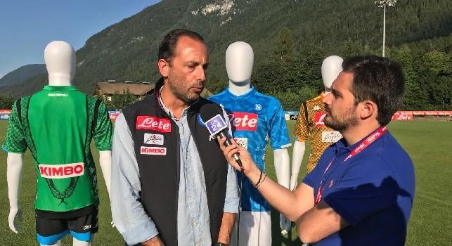 Luigi De Laurentiis ai microfoni di CalcioNapoli24