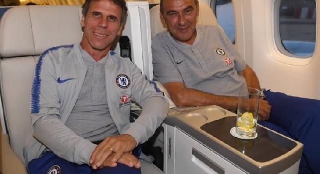 Chelsea, il vice di Sarri in ospedale: Zola ha avuto delle complicazioni dopo l'operazione