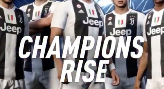 La Juventus scarica Higuain: promo per Fifa 2019, ma il Pipita non appare [FOTO]