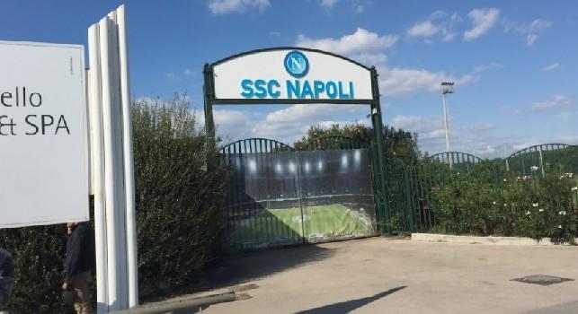 SSC Napoli, le ultime da Castel Volturno: ritiro concluso, la squadra lascerà il training center nel pomeriggio!