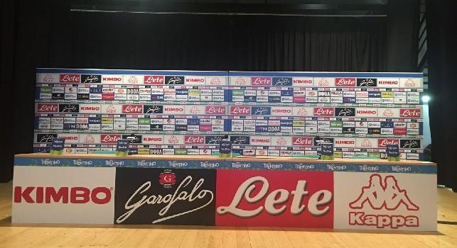 ULTIM'ORA - Cambio di programma a Dimaro, l'evento coi 5 giocatori si sposta in teatro causa maltempo