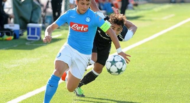 Sportitalia - Napoli, ceduto Liguori alla Paganese: formula dl prestito