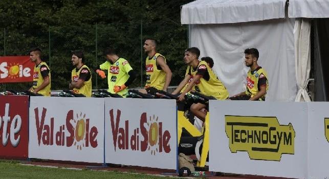 SSC Napoli comunica: lunedì allenamenti invertiti, ci sarà soltanto la seduta mattutina