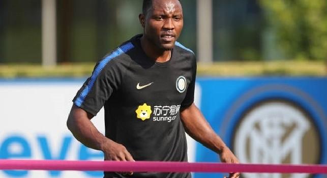 Inter, Asamoah: Lotta con Juventus e Napoli? Non siamo in guerra con nessuno