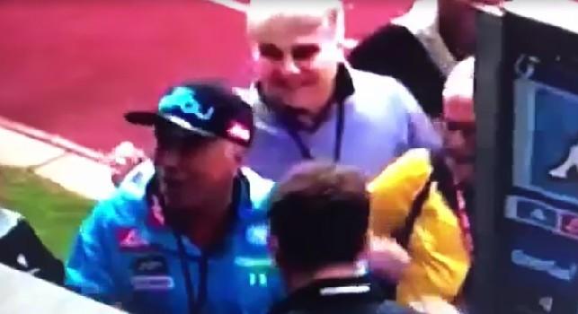 Stai tranquillo!: gli chiedono di Cavani, la risposta di Ancelotti fa esultare i tifosi [VIDEO]