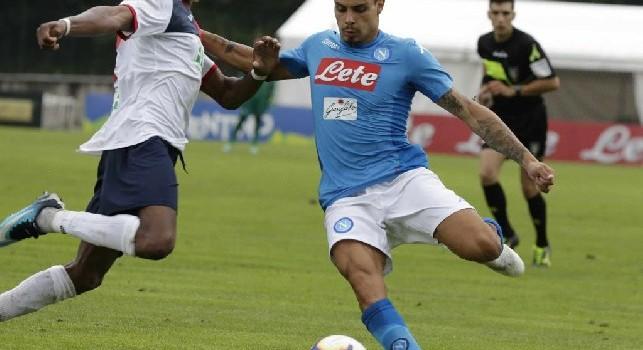 Futuro in Serie C per D'Ignazio: il classe '98 del Napoli verso il prestito al Gozzano