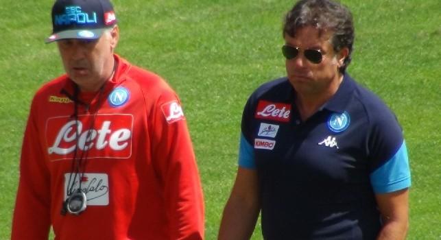 Criscitiello: Giuntoli fa il mercato di quattro squadre, deve pensare al Napoli! Ancelotti ed ADL lo hanno scavalcato