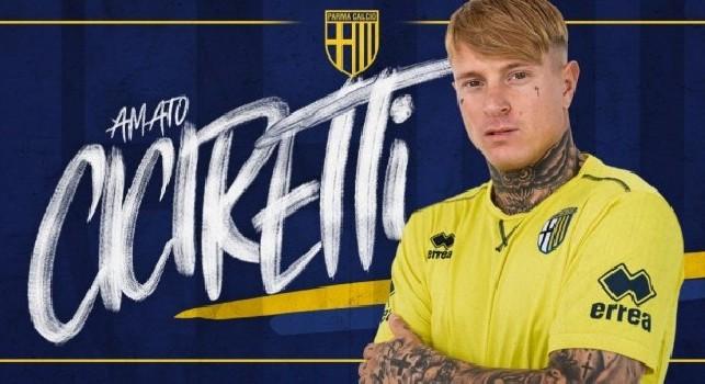 Ciciretti, l'agente a CN24: Al Parma non c'è spazio per lui, vediamo le occasioni del mercato. Ho parlato con Giuntoli