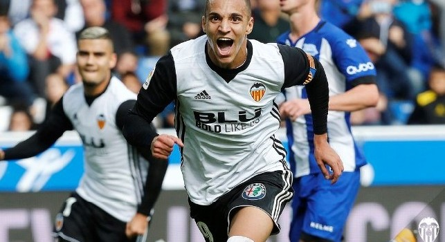 Da Valencia: Nessun contatto con il Napoli per Rodrigo, pronta un'offerta dal Real Madrid