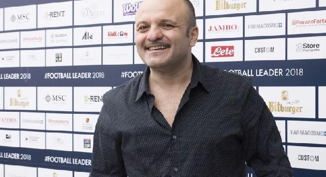 Iodice: Senza i tifosi il Napoli è un vuoto a perdere, un biscotto senza amarena, insomma non esiste