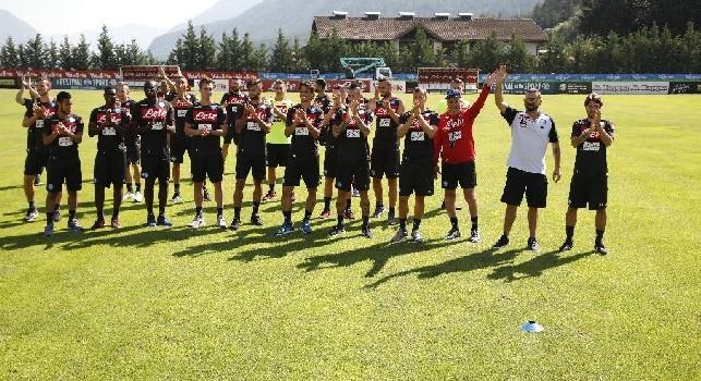 UFFICIALE - Napoli a Dimaro-Folgarida, accordo per altri tre anni. Lunedì presentazione ufficiale