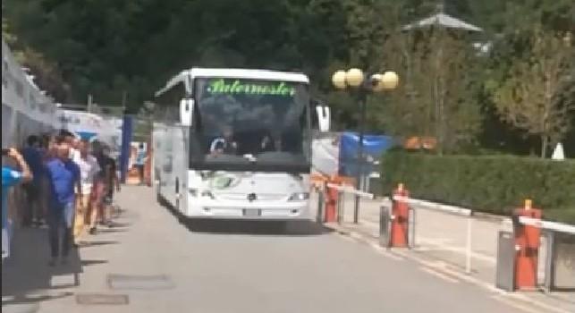 Il Napoli lascia il ritiro di Dimaro dopo 20 giorni di lavoro [VIDEO]