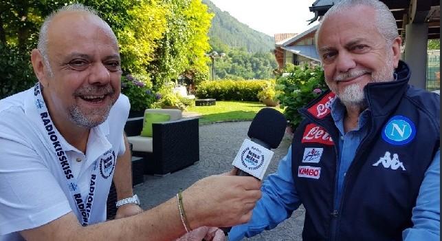 De Rossi-Napoli, De Maggio insiste: C'è una tentazione, lascio ancora uno spiraglio aperto