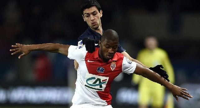Almamy Touré al Monaco